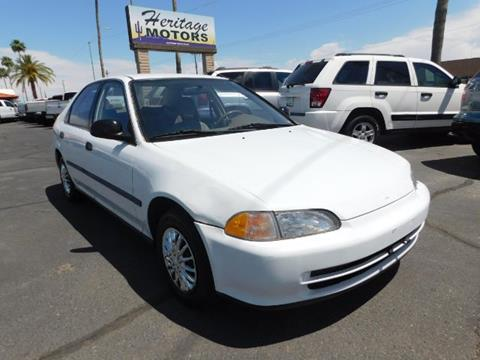 1992 Honda Civic for sale in Casa Grande, AZ