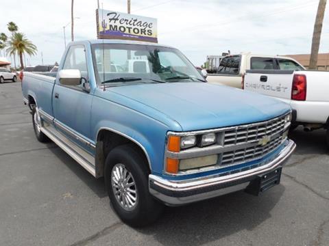 1988 Chevrolet C/K 3500 Series for sale in Casa Grande, AZ