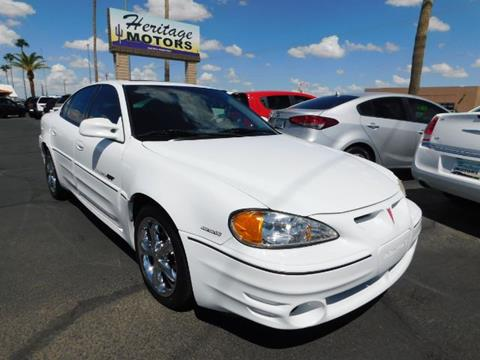 2000 Pontiac Grand Am for sale in Casa Grande, AZ