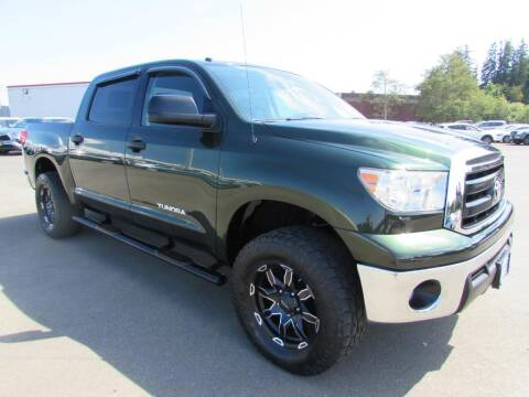 2013 Toyota Tundra for sale at 101 Budget Auto Sales in Coos Bay OR
