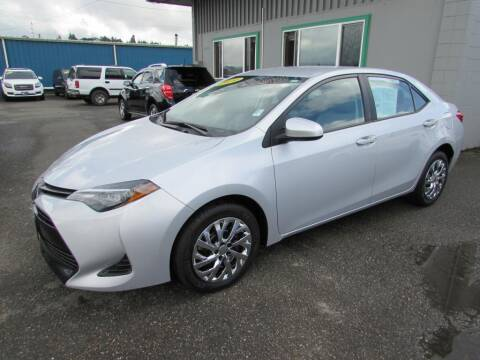 2019 Toyota Corolla for sale at 101 Budget Auto Sales in Coos Bay OR