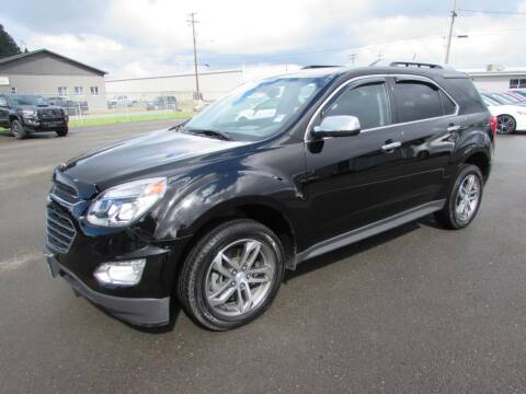 2016 Chevrolet Equinox for sale at 101 Budget Auto Sales in Coos Bay OR