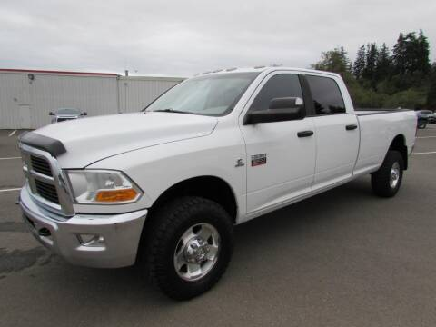 2012 RAM Ram Pickup 3500 for sale at 101 Budget Auto Sales in Coos Bay OR