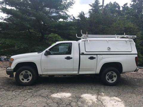 2009 GMC Canyon for sale in West Milford, NJ