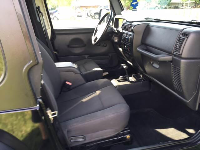 2006 Jeep Wrangler X 2dr SUV 4WD - Hamilton OH