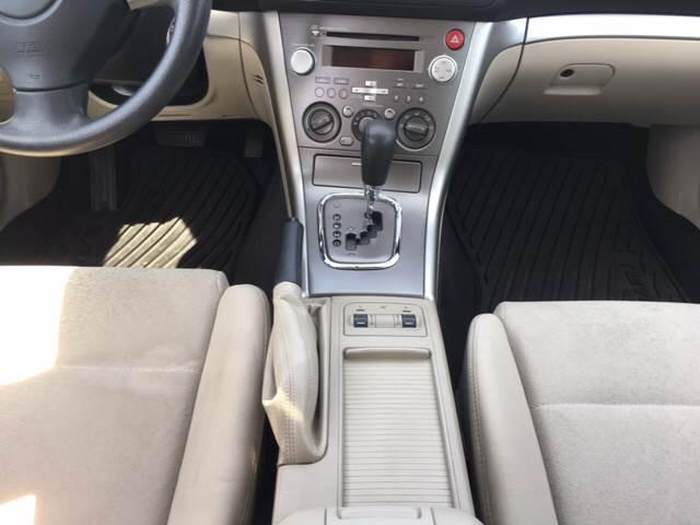 2009 Subaru Outback AWD 2.5i Special Edition 4dr Wagon 4A - Hamilton OH