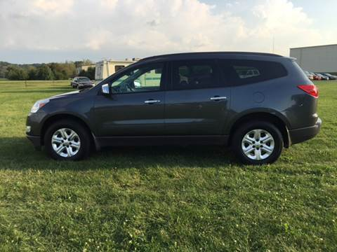 2012 Chevrolet Traverse for sale in Hamilton, OH