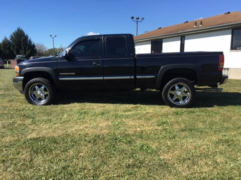 2001 GMC Sierra 2500HD for sale in Hamilton, OH