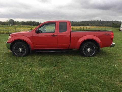 2007 Nissan Frontier for sale in Hamilton, OH
