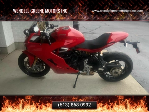 2017 Ducati SuperSport  for sale in Hamilton, OH