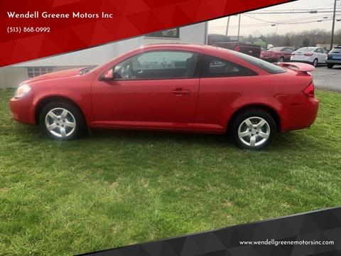 2009 Pontiac G5 for sale in Hamilton, OH