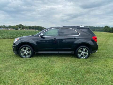 2010 Chevrolet Equinox for sale at Wendell Greene Motors Inc in Hamilton OH