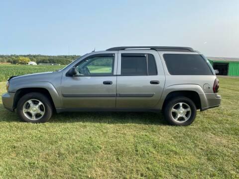 2005 Chevrolet TrailBlazer EXT for sale at Wendell Greene Motors Inc in Hamilton OH