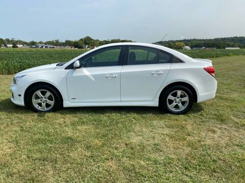 2016 Chevrolet Cruze Limited for sale at Wendell Greene Motors Inc in Hamilton OH