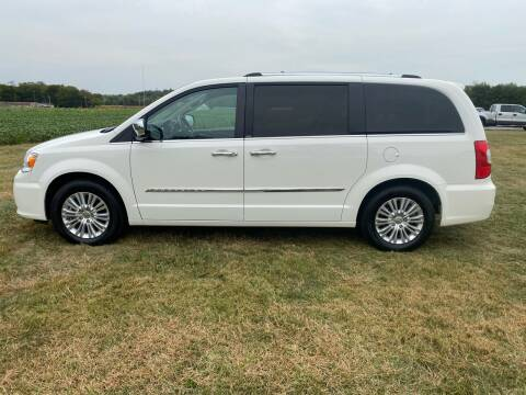 2012 Chrysler Town and Country for sale at Wendell Greene Motors Inc in Hamilton OH