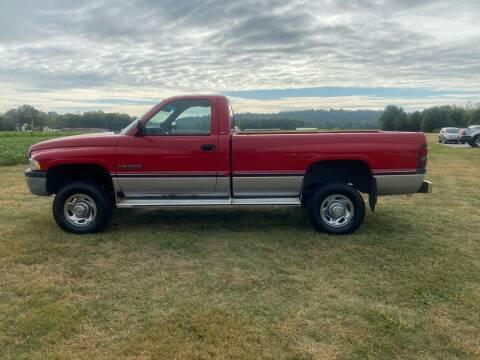 1994 Dodge Ram Pickup 2500 for sale at Wendell Greene Motors Inc in Hamilton OH