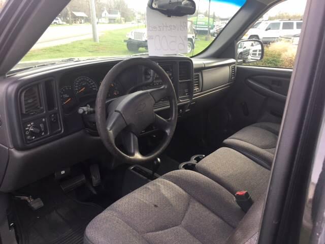 2003 Chevrolet Silverado 1500 2dr Standard Cab 4WD SB - Hamilton OH