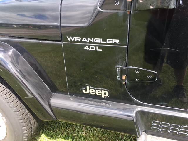1999 Jeep Wrangler 2dr Sahara 4WD SUV - Hamilton OH