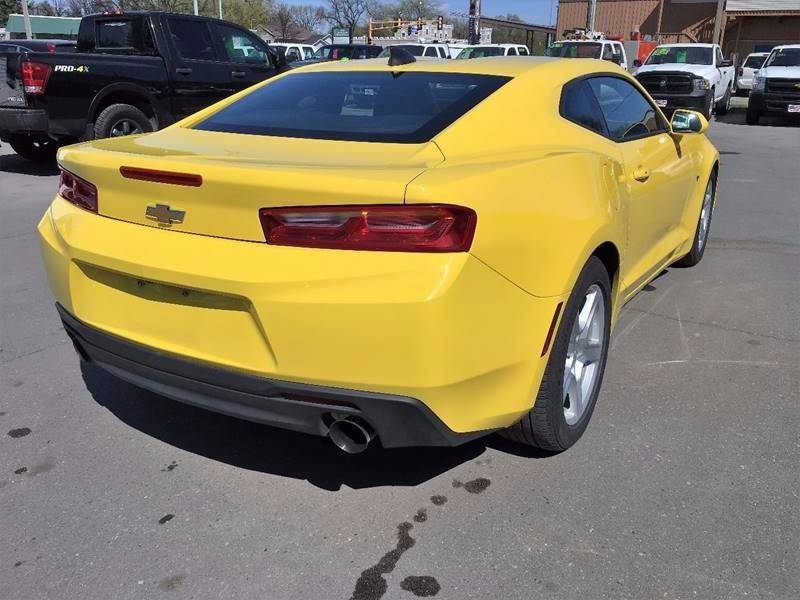 2016 Chevrolet Camaro for sale at Twin City Motors in Grand Forks ND
