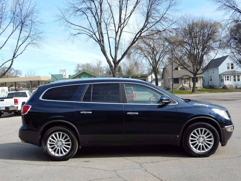 2009 Buick Enclave for sale at Twin City Motors in Grand Forks ND