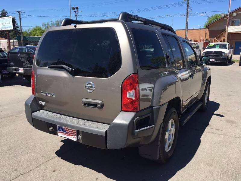2005 Nissan Xterra for sale at Twin City Motors in Grand Forks ND