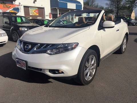 2013 Nissan Murano CrossCabriolet For Sale In Grand Forks, ND