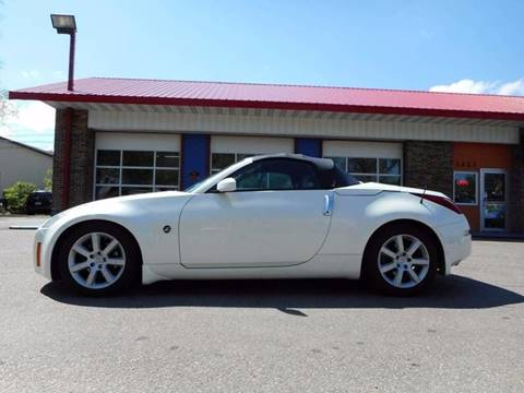 2005 Nissan 350Z for sale at Twin City Motors in Grand Forks ND