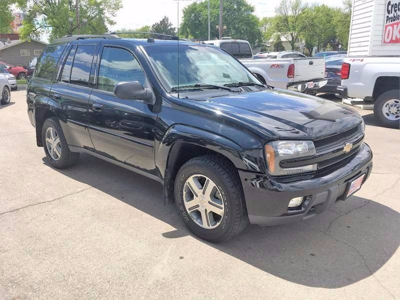 2005 Chevrolet TrailBlazer for sale at Twin City Motors in Grand Forks ND