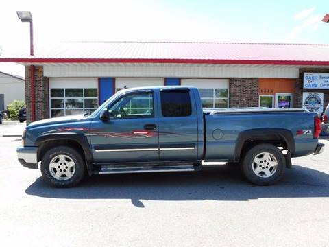 2006 Chevrolet Silverado 1500 for sale at Twin City Motors in Grand Forks ND