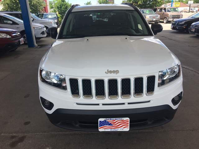2016 Jeep Compass for sale at Twin City Motors in Grand Forks ND