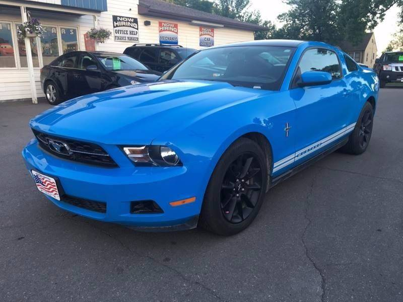 2010 Ford Mustang for sale at Twin City Motors in Grand Forks ND