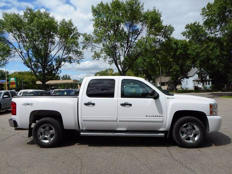 2010 Chevrolet Silverado 1500 Hybrid for sale at Twin City Motors in Grand Forks ND