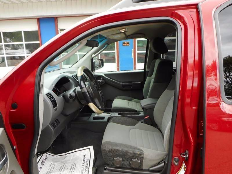 2007 Nissan Xterra for sale at Twin City Motors in Grand Forks ND
