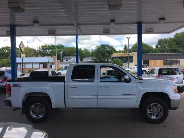 2008 GMC Sierra 1500 for sale at Twin City Motors in Grand Forks ND