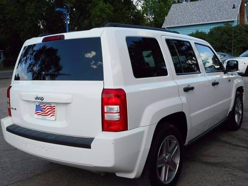 2008 Jeep Patriot for sale at Twin City Motors in Grand Forks ND
