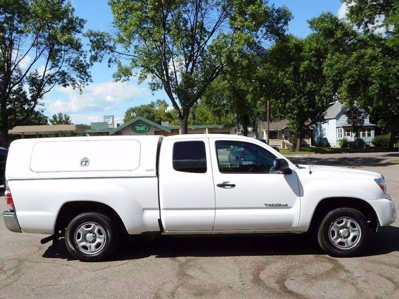 2013 Toyota Tacoma for sale at Twin City Motors in Grand Forks ND