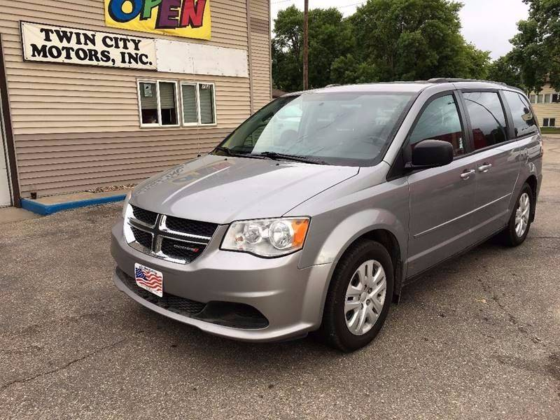 2015 Dodge Grand Caravan for sale at Twin City Motors in Grand Forks ND