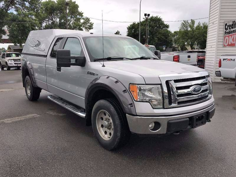 2010 Ford F-150 for sale at Twin City Motors in Grand Forks ND