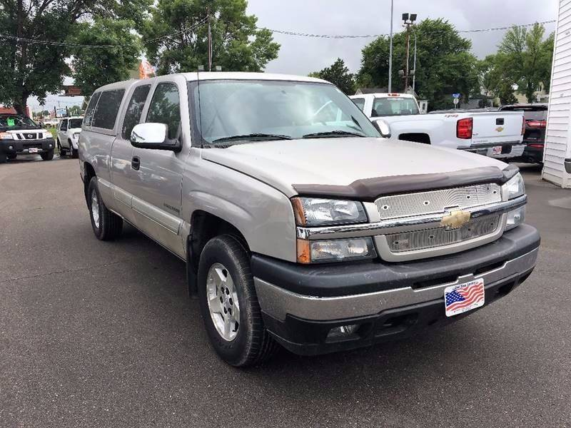 2005 Chevrolet Silverado 1500 for sale at Twin City Motors in Grand Forks ND