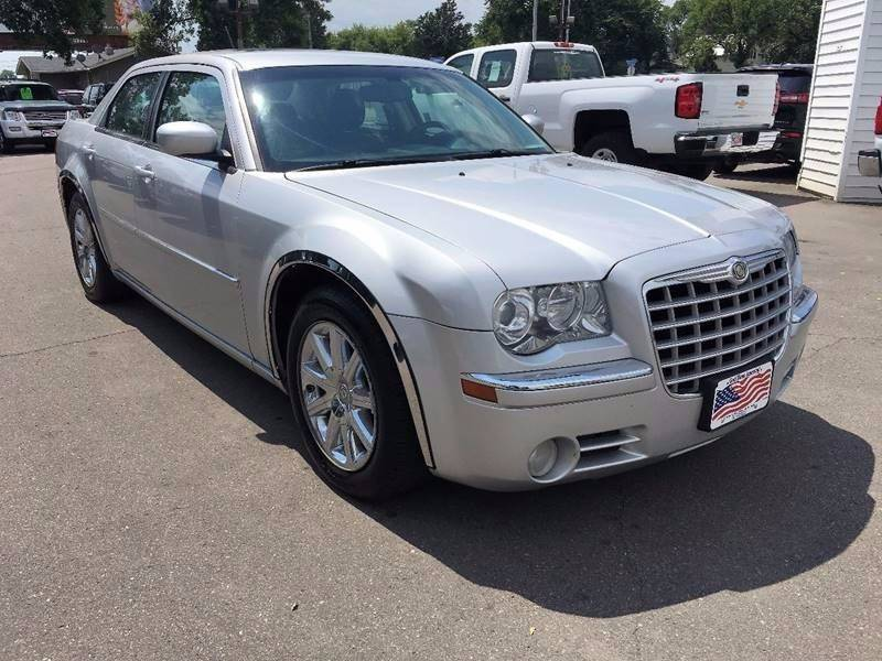 2008 Chrysler 300 for sale at Twin City Motors in Grand Forks ND
