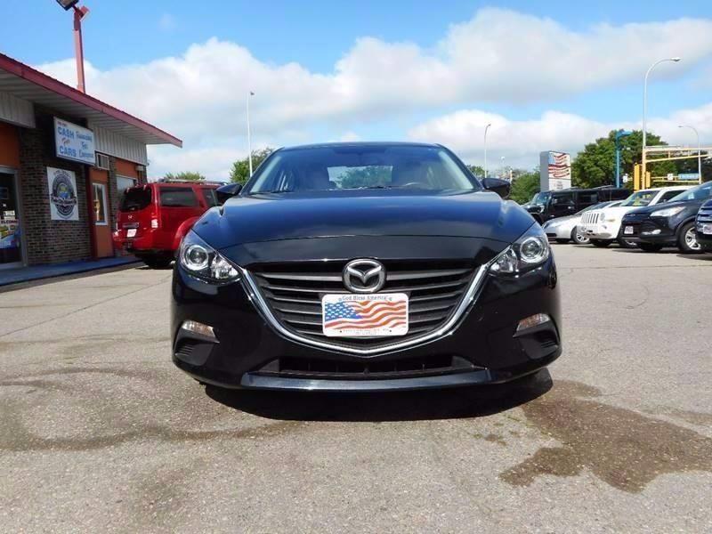 2016 Mazda MAZDA3 for sale at Twin City Motors in Grand Forks ND