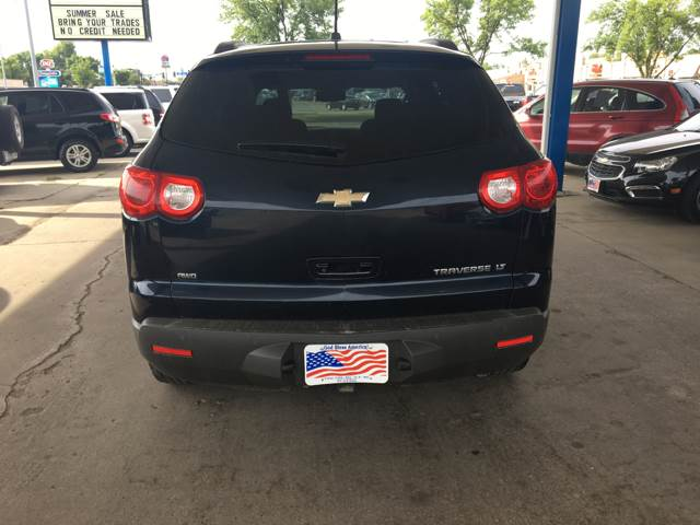 2010 Chevrolet Traverse for sale at Twin City Motors in Grand Forks ND