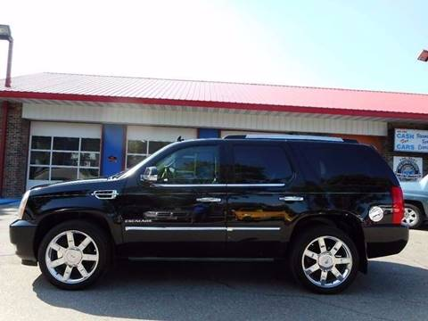 2010 Cadillac Escalade for sale at Twin City Motors in Grand Forks ND