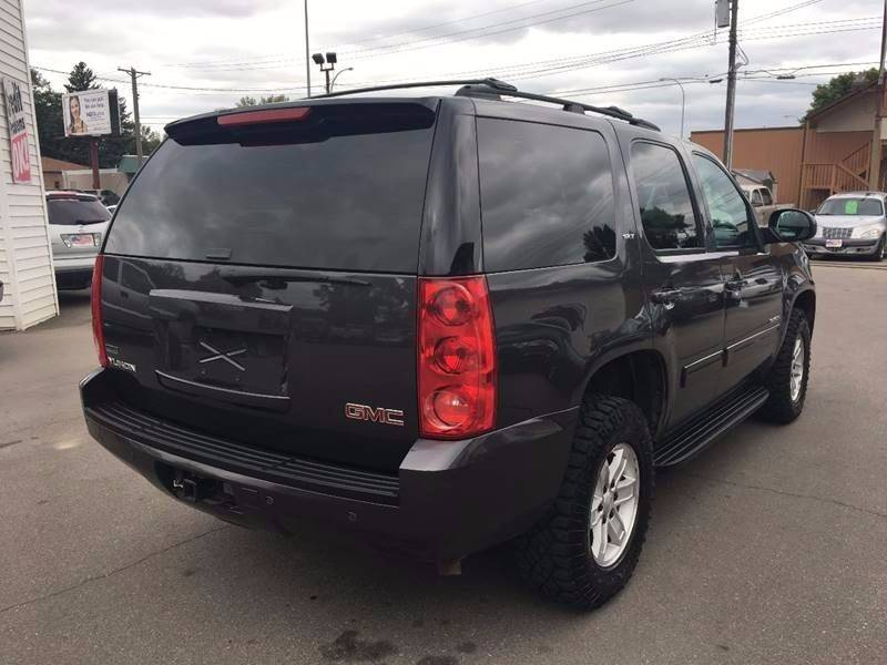 2010 GMC Yukon for sale at Twin City Motors in Grand Forks ND