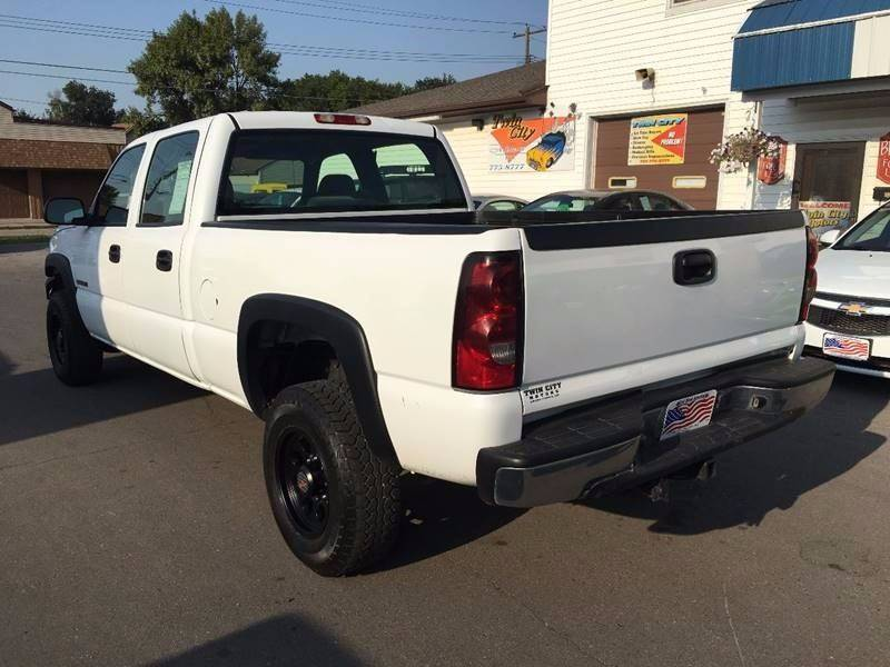 2005 Chevrolet Silverado 2500HD for sale at Twin City Motors in Grand Forks ND