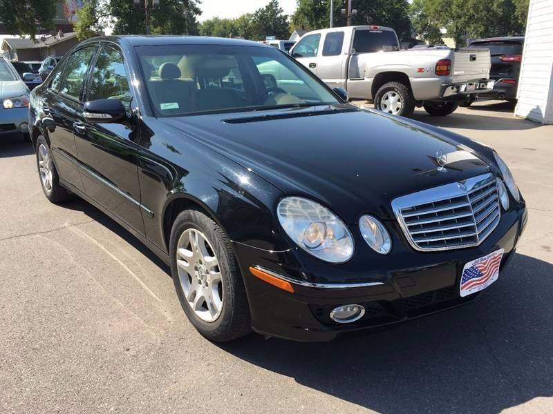 2007 Mercedes-Benz E-Class for sale at Twin City Motors in Grand Forks ND