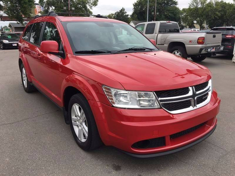 2012 Dodge Journey for sale at Twin City Motors in Grand Forks ND