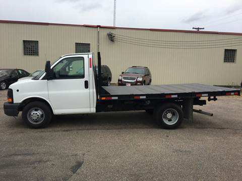 2009 Chevrolet G3500 for sale at Twin City Motors in Grand Forks ND
