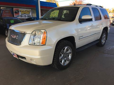 2010 GMC Yukon for sale in Grand Forks, ND