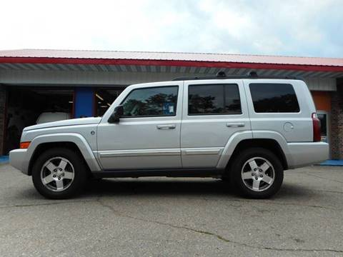 1090463088 - 2010 Jeep Commander Sport